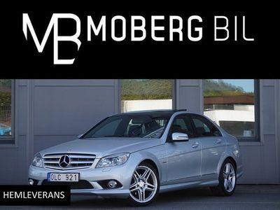 begagnad Mercedes C220 CDI 170hk AUT AMG PANORAMA