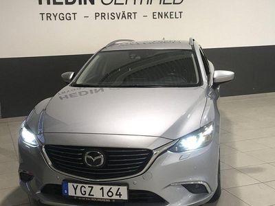 begagnad Mazda 6 62.2 DE Kombi AWD business opt