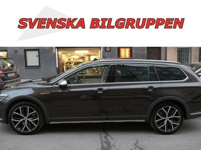 begagnad VW Passat Alltrack TDI 240 Executive Glastak Drag