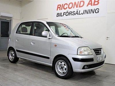 begagnad Hyundai Atos Prime 1.1 62hk 998kr/årsskatt