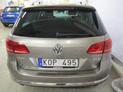 begagnad VW Passat Variant TDI 177 DSG 4M GT Kombi
