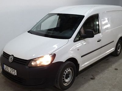 begagnad VW Caddy Maxi Life VW CADDY MAXI SKÅP 1.6 TDI Dragkrock 2015, Personbil 84 900 kr
