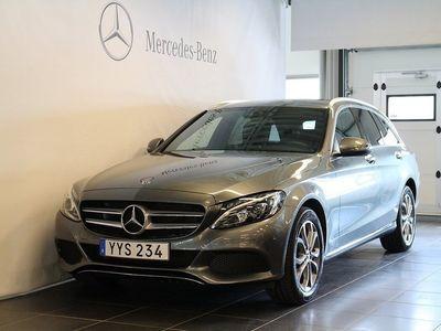 begagnad Mercedes 250 C-klassT 4MATIC