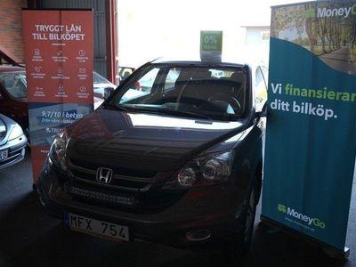begagnad Honda CR-V 2.2 i-DTEC 4WD Automatisk, SUV 2012, SUV 99 900 kr