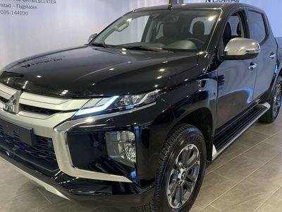 begagnad Mitsubishi L200 Entreprenadkitt 2,2 4WD MY20 Premium