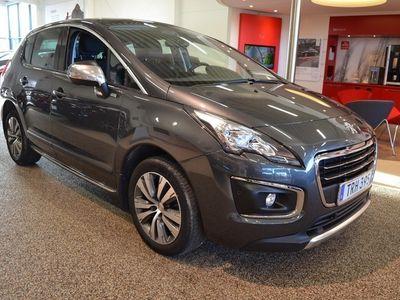 begagnad Peugeot 3008 1.2 Style Glastak Vinterhjul ingår!