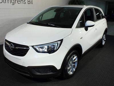 begagnad Opel Crossland X Enjoy 1.2 81 hk MT5 Plus