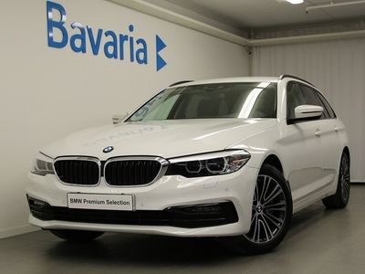 gebraucht BMW 530 i xDrive Touring Connected Winter INK NYA VINTERHJUL!