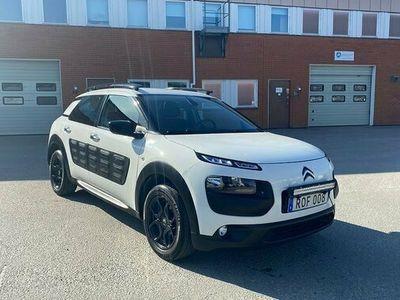 begagnad Citroën C4 Cactus 1.2 82hk PureTech Nyservad Toppskick