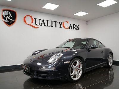 usado Porsche 911 Carrera 4S 355HK/ SportChrono -07