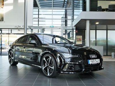 begagnad Audi RS7 Performance 4.0 TFSI V8 605hk