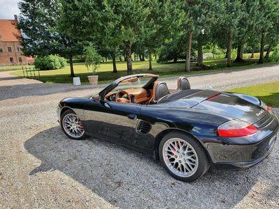 begagnad Porsche Boxster S -Limited Edition-