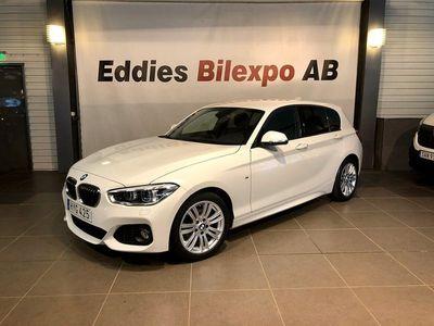 begagnad BMW 116 d M Sport 5-d Euro 6 2016, Halvkombi 159 900 kr