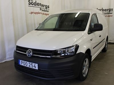begagnad VW Caddy Maxi Life Caddy Maxi EU6 TDI DSG VÄRMARE DRAG 2016, Transportbil 169 875 kr