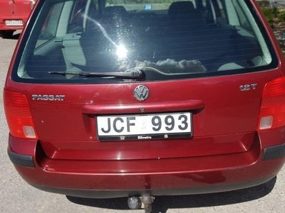 begagnad VW Passat Variant 1.8 T Trendline