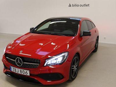 begagnad Mercedes CLA250 Shooting Brake 4M 4MATIC AMG GPS/Pano/H/K