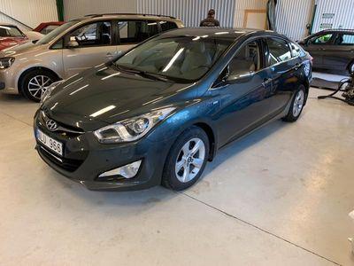begagnad Hyundai i40 1.7 CRDi 136hk