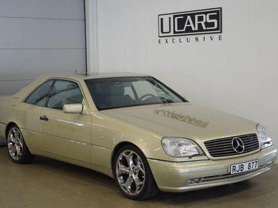 usata Mercedes CL420 Coupe 279HK V8