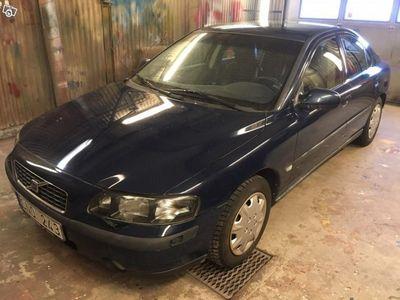 brugt Volvo S60 GDS -01