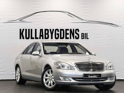 begagnad Mercedes S420 CDI | Distronic | Comand