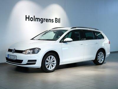 begagnad VW Golf TDI, DRAG, Värmare, Kamera 110hk