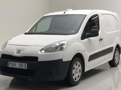 begagnad Peugeot Partner 1.6 e-HDI Skåp 2013, Transportbil 40 000 kr