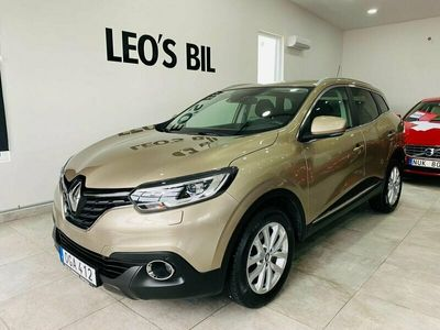 begagnad Renault Kadjar 1.5 dCi Euro 6 110hk/Nyservad