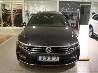 begagnad VW Passat Sportscombi GTS 2.0 TDI SCR 4MOTION 176 kW / 240 hk 7 vxl DSG