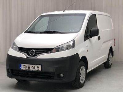 gebraucht Nissan NV200 1.5 dCi Skåp (90hk)