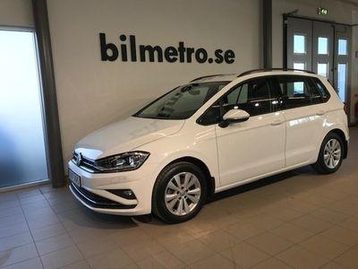 begagnad VW Golf Sportsvan 1.5 TSI 130 ACT /AU