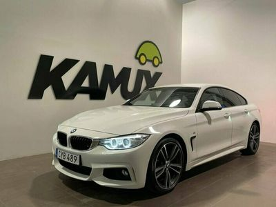 begagnad BMW 430 Gran Coupé D   M-Sport   Drag   258 hk
