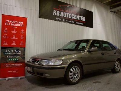 begagnad Saab 9-3 5-dörrar 2.0 T Polar Edition/Dragkrog/0% ränta