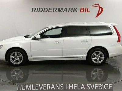 begagnad Volvo V70 D4 AWD Summum Voc D-värm Skinn 181hk
