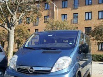 begagnad Opel Vivaro Westfalia Camper Van super cool -09