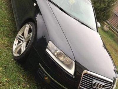 begagnad Audi A6 2.0t 170,SV,Servicebok -06