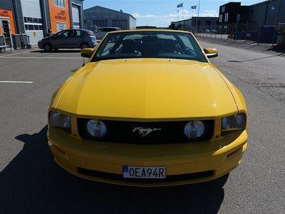 brugt Ford Mustang GT Cab 4.6 V8 Automat 304hk -06