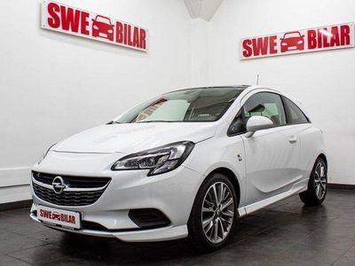 begagnad Opel Corsa 1.4 EcoTec OPC AUTO B-kamera Eltak -15