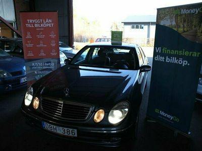 begagnad Mercedes E320 E BenzCDI 7G-Tronic, Sedan 2007, Personbil 59 900 kr