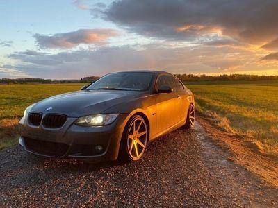 begagnad BMW 335 coupe m-sport