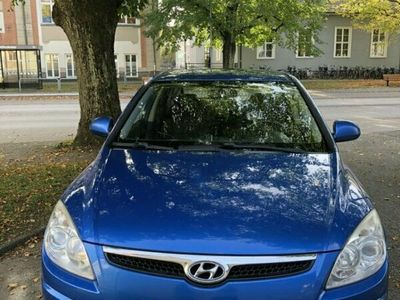 begagnad Hyundai i30 1.6
