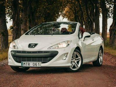 begagnad Peugeot 308 CC 1,6 TURBO