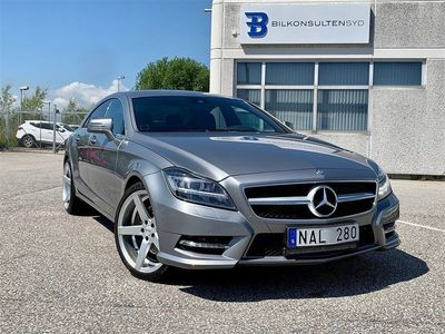 begagnad Mercedes 350 CLS BenzAMG Sport 4MATIC 7G-Tronic Plus 2013, Sportkupé 249 900 kr