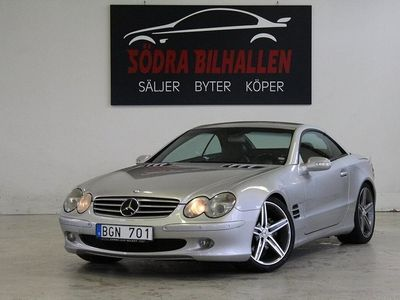 begagnad Mercedes SL500 5G-Tronic 306hk
