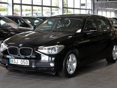 begagnad BMW 116 i Advantage Edition 136hk Euro 6 -14