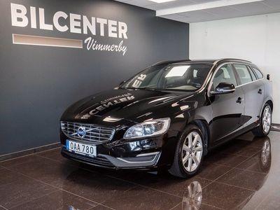begagnad Volvo V60 D4 Momentum Euro 6 190hk