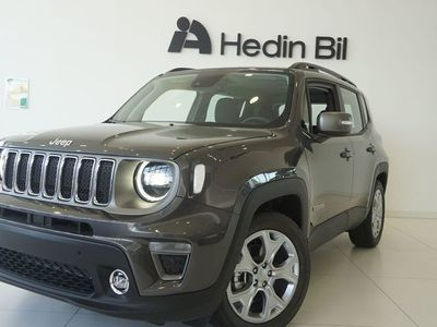 begagnad Jeep Renegade 1.0 120 HK LIMITED MT6 *EURO 6*