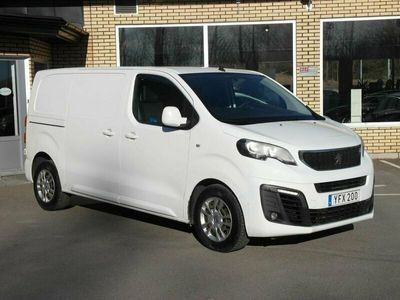begagnad Peugeot Expert BlueHDi AT (177hk) InBusiness L1H1 Ny kamrem