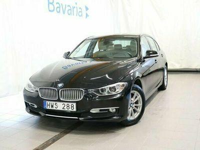 begagnad BMW 320 d xDrive Modernline HiFi Sportstolar Vinterhjul 2014, Sedan Pris 168 700 kr
