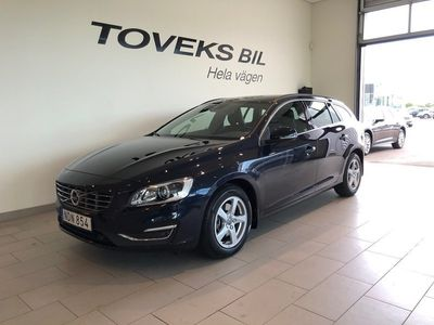 begagnad Volvo V60 Automat T4 Momentum Business Edition