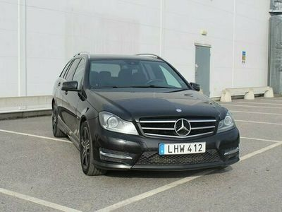 begagnad Mercedes C220 C BenzT CDI 4MATIC Plus Avantgarde 2014, Kombi Pris 124 900 kr